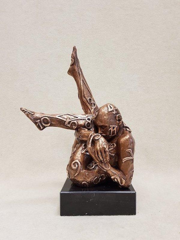 Puls-Azioni (A1739) (2008) 34 x 26 x 16 cm, Bronze 15/50