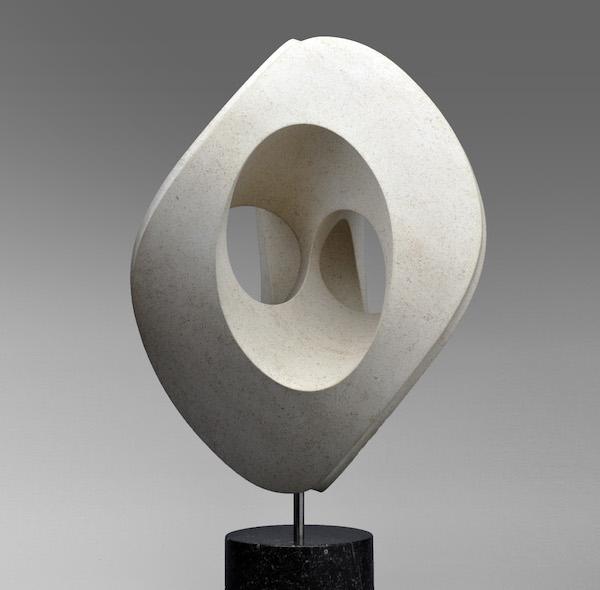 Filo Calcare (2018) H 50 cm, Massangis Limestone