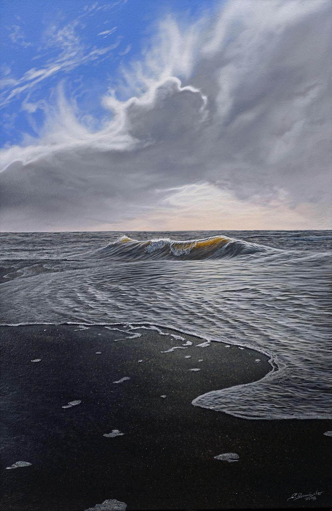 Gerd Bannuscher schilderwerken bij Van Loon Galleries