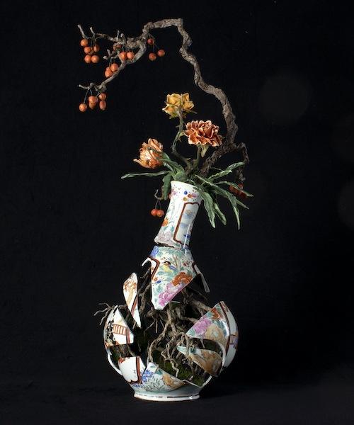 Ikebana Patrick Bergsma