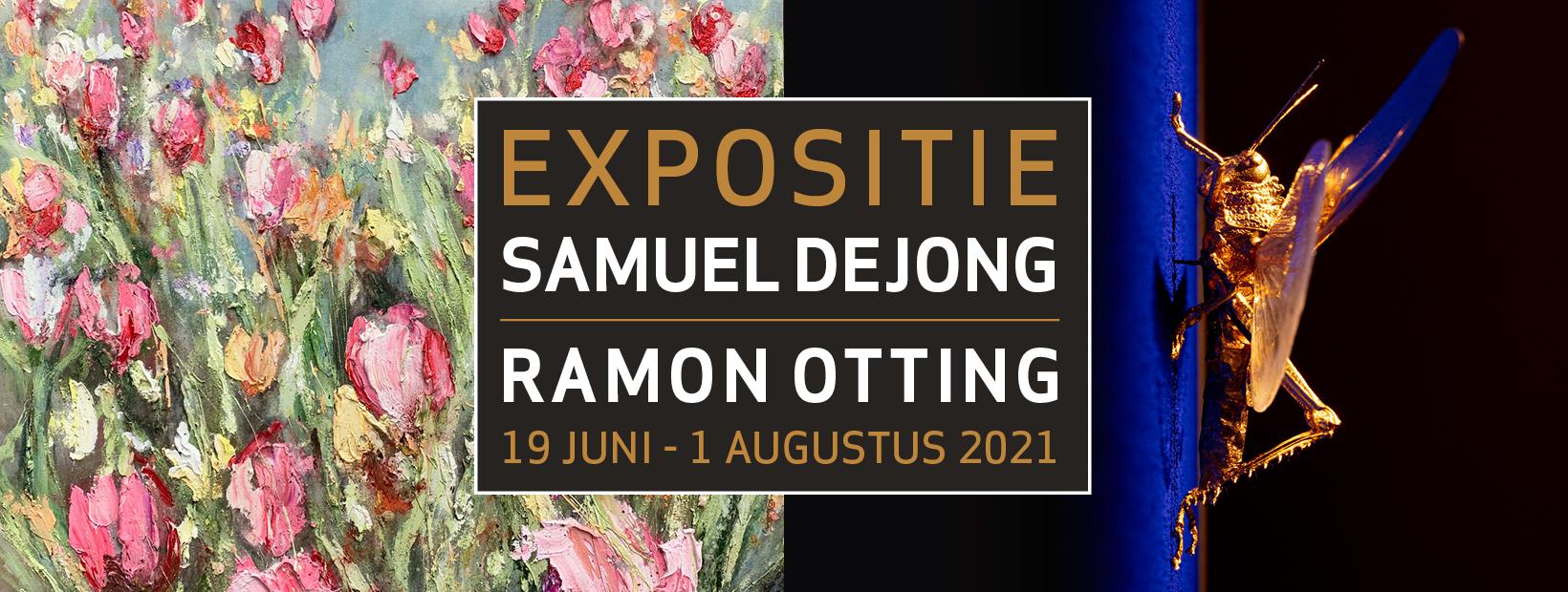 Duo expositie Ramon Otting & Samuel Dejong Van Loon Galleries
