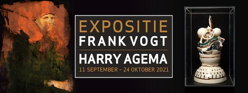 Expositie Frank Vogt & Harry Agema