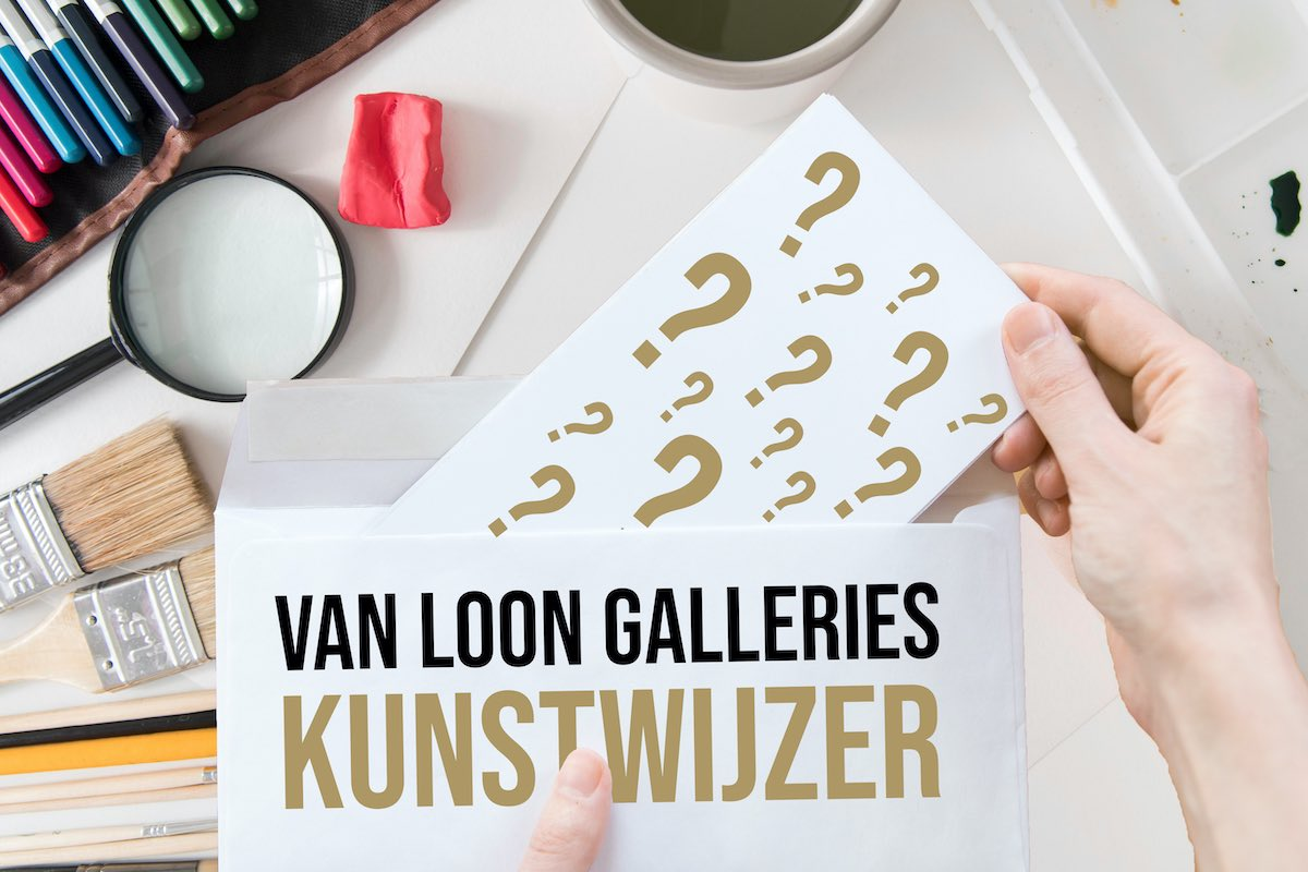 Van Loon Galleries: Kunstwijzer!