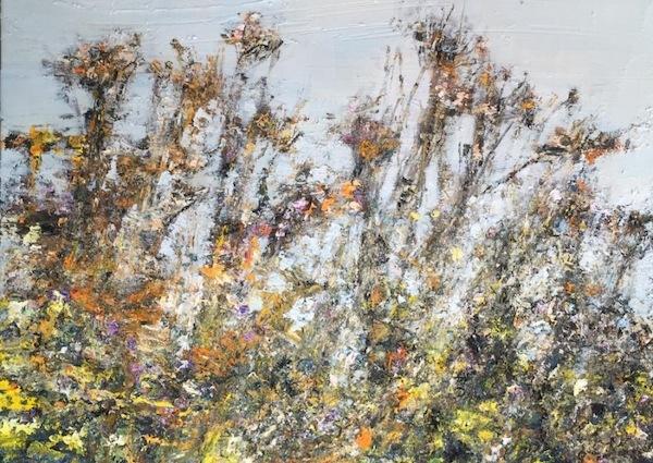'Sicilie' (2019), 50 x 60cm, Oil on canvas
