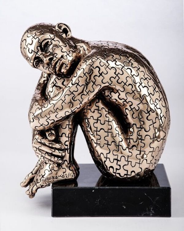 Othila (A1888) (2012) 31 x 26 x 19 cm, Bronze, ed. 71/100